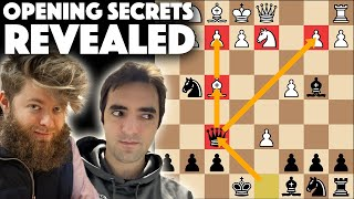 Opening Traps, Gambits, & Rare Ideas MASTERCLASS | ft. Grandmaster Aman Hambleton