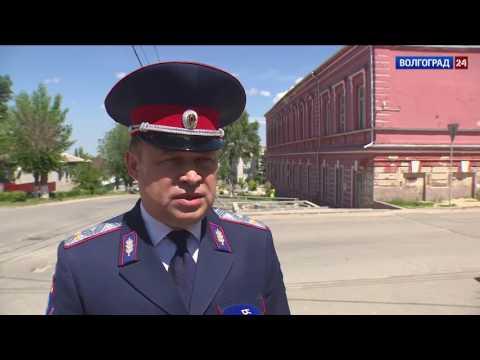 В Серафимовиче проходит слет атаманов Всевеликого войска Донского
