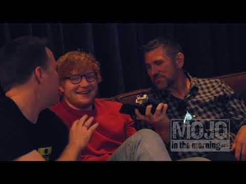 Mojo in the Morning Interviews Ed Sheeran (+ Rapping Cardi B)