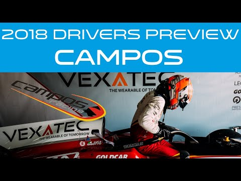 Formula 2 - 2018 Drivers Review - Campos