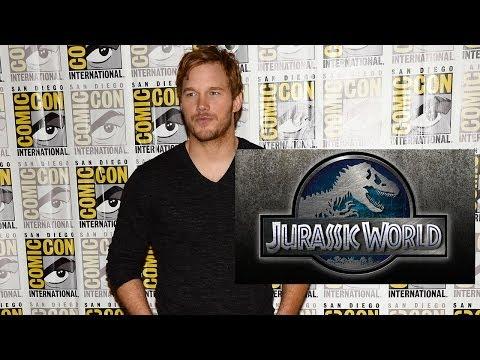 Chris Pratt Talks JURASSIC WORLD Casting