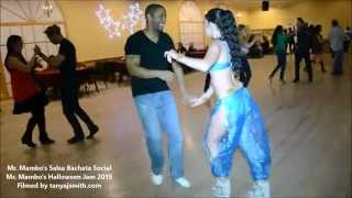 Psyon Gianni Scott & Heidi Breslow Social Dance at Mr. Mambo