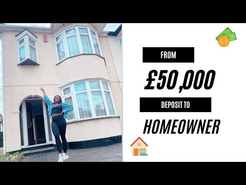 From £50,000 deposit to first time solo homeowner in London: My property journey