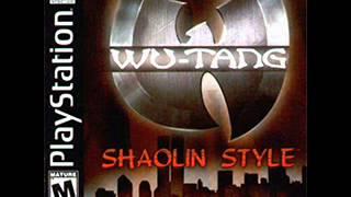Wu-Tang Clan - Shaolin Style - Rumble