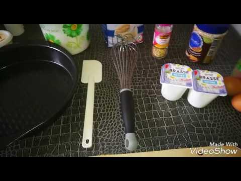 ||recette-du-gâteau-au-yaourt-nappage-au-nutella||