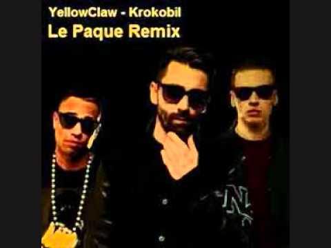 Yellow Claw - Krokobil Ft. SJAAK  Mr. Polska ( Lyrics in description)