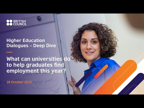 What can universities do to help graduates find employment?