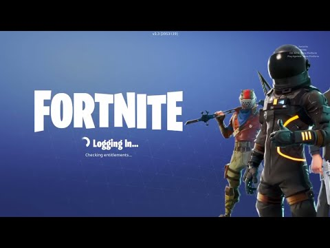 Fortnite Mobile Gameplay