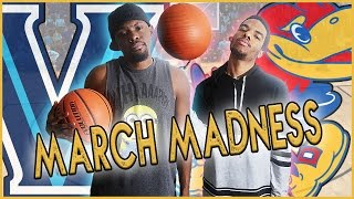 ARE YOU READY FOR MARCH MADNESS?! - NCAA College Hoops 2K6 Gameplay | #ThrowbackThursday