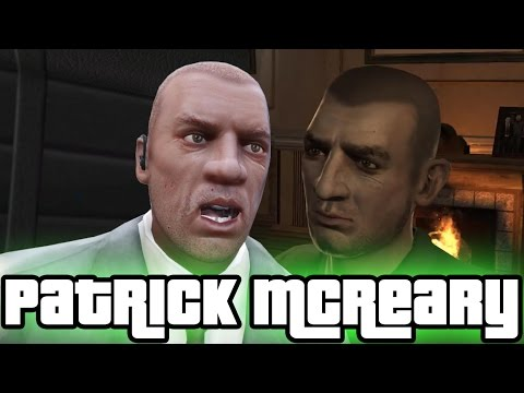 "Patrick ""Packie"" McReary (GTA IV and GTA V)"