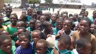 Malawi National Anthem Sung by Children