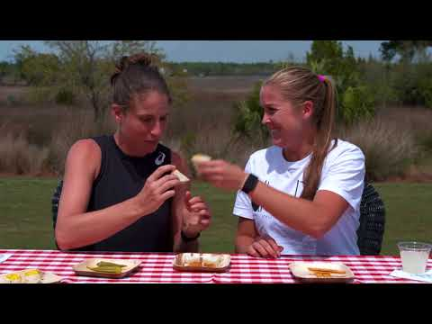 Volvo Car Open 2018: Southern Taste Test with Shelby Rogers