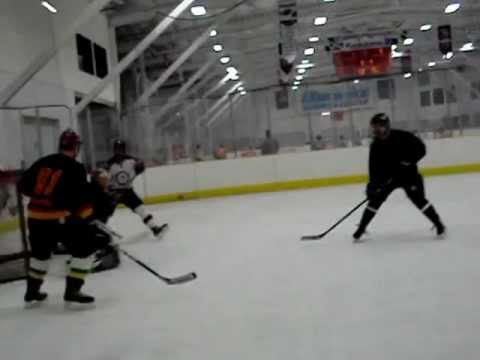 3-on-3 MA Hockey League - Boch Ice Center Dedham, MA