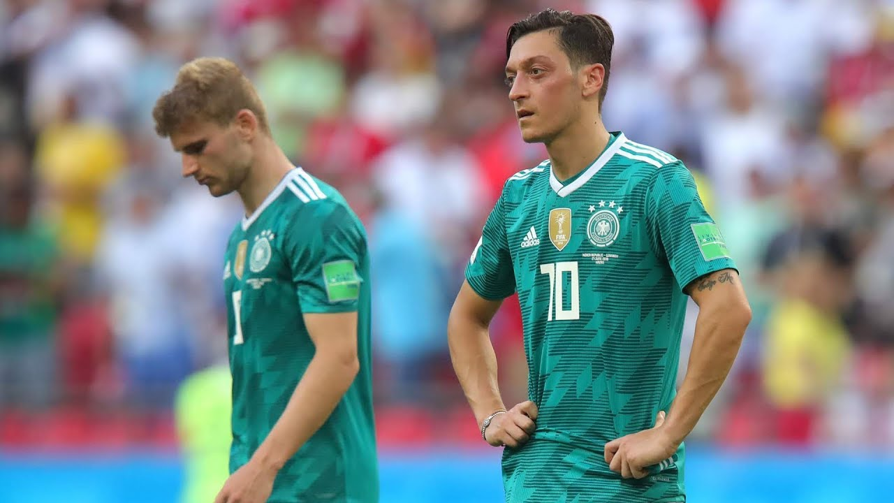 ► SUBSCRIBE to FOOTBALL DAILY: http://bit.ly/fdsubscribe The holders have been knocked out of the World Cup. The curse is real!