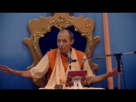 Шримад Бхагаватам 1.7.6 - Бхакти Ананта Кришна Госвами