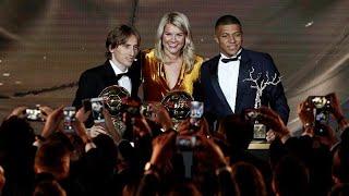 موديريتش يحصد جائزة الكرة الذهبية بعد احتكار ميسي ورونالدو منذ 2008…