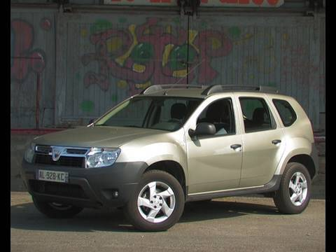 essai dacia duster 2010 youtube. Black Bedroom Furniture Sets. Home Design Ideas