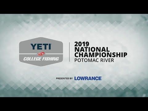 2019 FLW TV | YETI FLW College Fishing National Championship