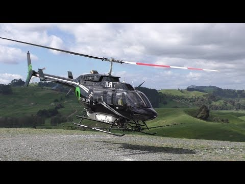 Helicopter Herbicide Spraying