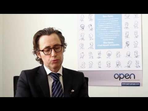 Recrutement, Alternance et Partenariat entre Euridis et le Groupe Open - Laurent Benazera