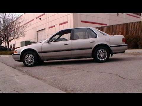 1991 Honda Accord Door Handle Replacement Youtube