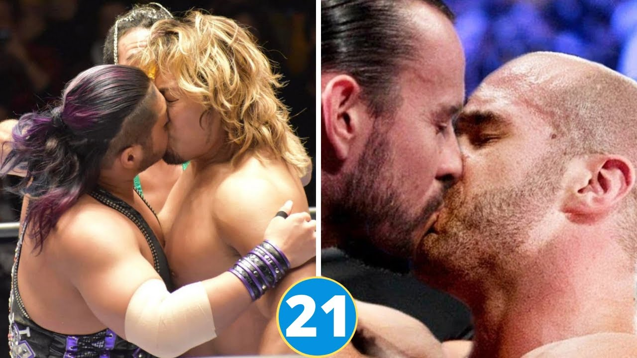 Download 21 Wrestling Stars You Didn't Know Were Gay