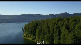 Eagles Cove Lot 2  Lake Roosevelt
