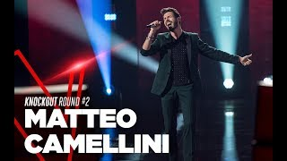 """Matteo Camellini  """"Hungry Heart"""" - Knockout - Round 2 - TVOI 2019"""