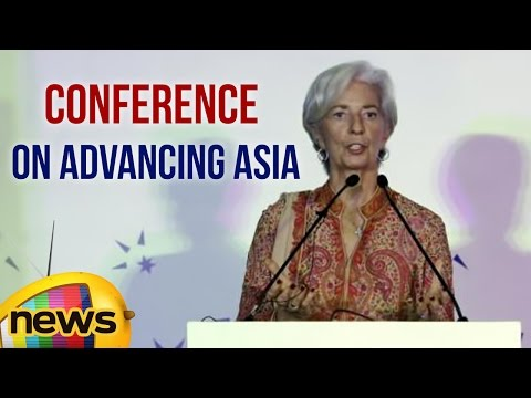 IMF Chief Christine Lagarde Speech | Conference on Advancing Asia : Investing for the Future