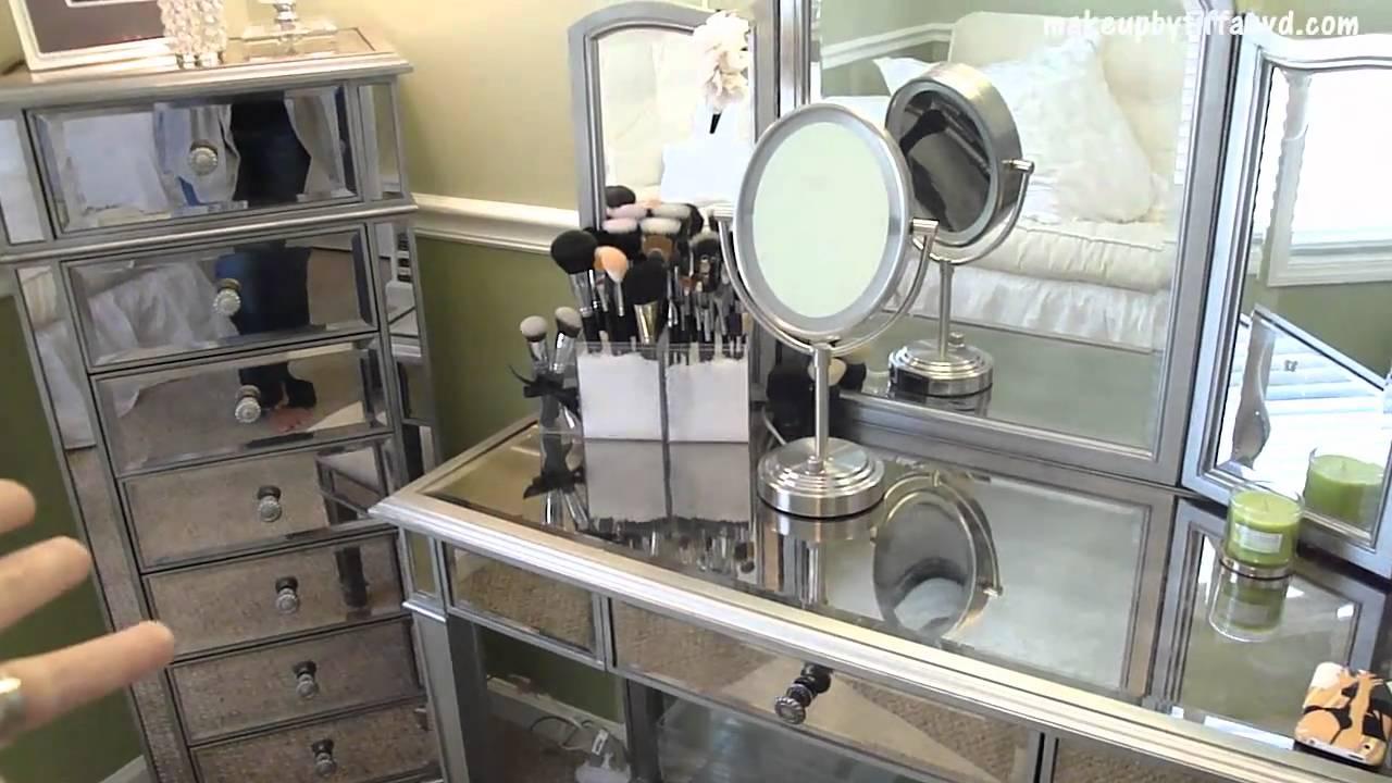 New Makeup Organization Youtube