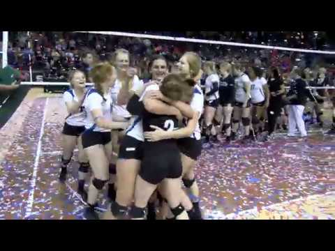 Lindsey Wilson Volleyball wins the 2017 NAIA National Championship