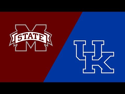 Week 4 2018 #14 Mississippi State vs Kentucky Condensed