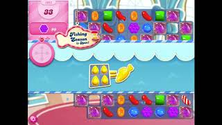How to beat level 1022 in Candy Crush Saga!!