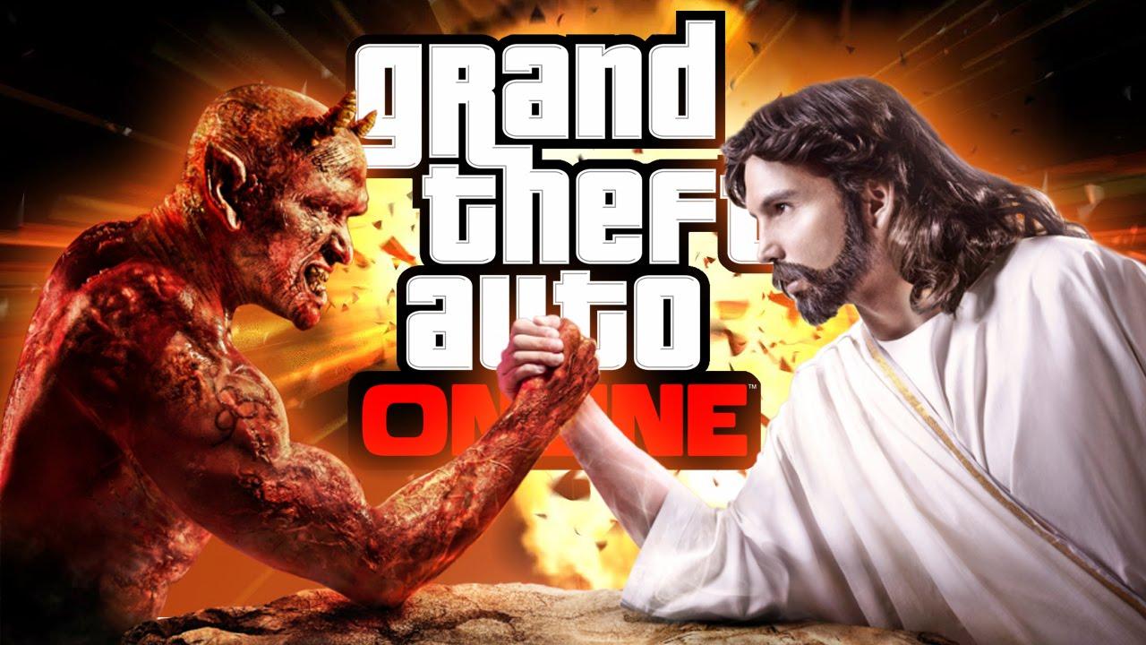 Duivel Vs Engel Gta Online