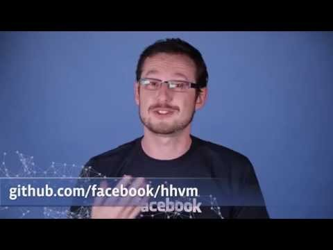 Welcome to HHVM   { hack } a New programming Language Introduced by Facebook