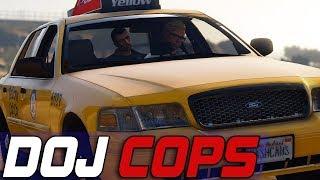 Dept. of Justice Cops #722 - Cash Cab Kick Out