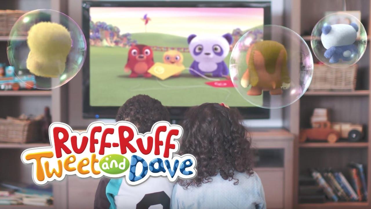 ruff ruff tweet dave bubbles universal kids