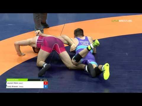 61 1/4 Final - Jayson Ness (Minnesota Storm) vs. Cody Brewer (TMWC)