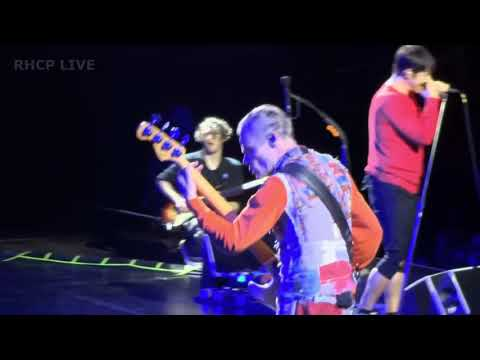 Red Hot Chili Peppers - Soul To Squeeze - Lollapalooza Paris 2017