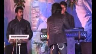 Non Stop Dhamaal  2  Chikni Kamar Pe Teri Mera Dil Fisal Gaya,Hawa Hawa E Hawa,Chinta ta Chita Chita  by Amit SanaLive In Concert @VVIT,Purnea, Bihar On 25 Dec  2K12