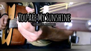 You are My Sunshine By: Johny/moira dela torre Acoustic Fingerstyle Karaoke