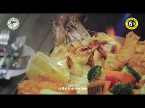 The 15th Anniversary - Grow Together With The Manhattan FISH MARKET
