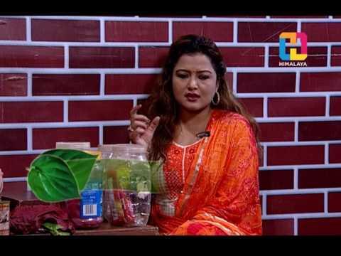 """""""फिल्म क्षेत्र र राजनीतिमा खासै अन्तर त पाईन मैले""""-Rekha Thapa in Jogindar Bole Pranam Ji"""