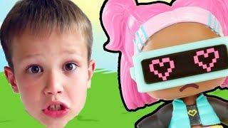КРАСНЫЙ ШАР МИСТЕР МАКС спасает Катю, мультик игра Детский летсплей #25