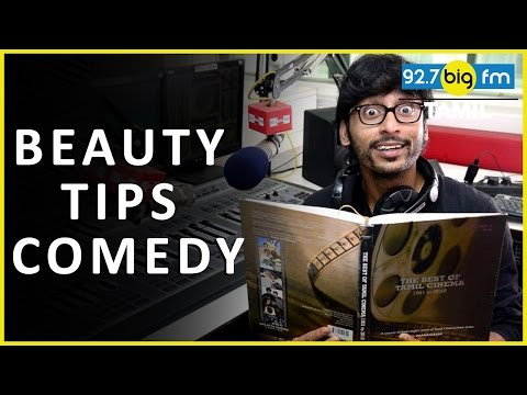 Rj balaji Take it Easy (Beauty Tips Comedy) | ர்ஜ் பாலாஜி