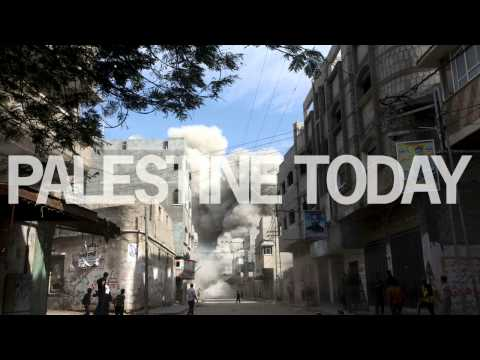Palestine Today - Episode 9 - May 4, 2013