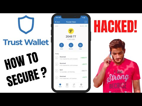 Trust Wallet Hacked || How to Secure/Safe Your Trust Wallet