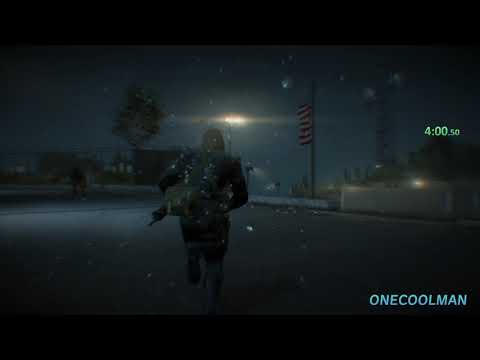 Metal Gear Solid V: Ground Zeroes New Game, Single Segment, Reflex 3:03.288 |