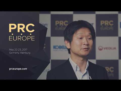 Koichi Fujita (Kobelco Machinery Europe GmbH) Interview @ PRC, May 2017