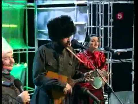 Еврейская казачья песня.flv
